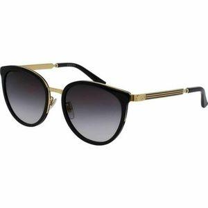 Gucci Sunglasses Grey Gradient Lens